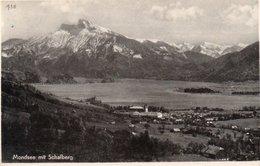MONDSEE MIT SCHAFBERG-1930 - Mondsee