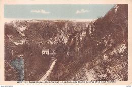72-SAINT LEONARD DES BOIS-N°C-3494-E/0175 - Saint Leonard Des Bois
