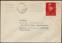 Germany - Michel 772 EF Brief / Cover, München 19.5.1941 - Fürstemberg. - Allemagne