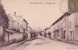 VILLIEU            GRANDE RUE    N°2 - Autres Communes