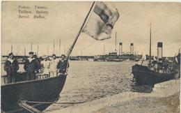 80-614 Estonia Tallinn Reval Postal History Russia Field Post - Estonia