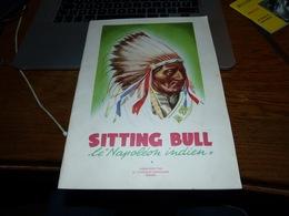 Album Martougin Bel état ,   Pas D'écriture (manque 6 Vignettes) Sitting Bull - Pubblicitari