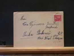 84/191  LETTRE TIMBRE HITLER  1944 - Bohemia Y Moravia