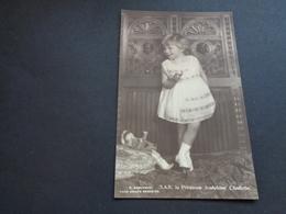 Enfant ( 4099 )  Kind   Poupée   Pop   Pricesse Joséphine Charlotte - Enfants