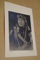 Superbe Photo Publicitaire D'époque Pour Gevaert Prestona K5 ,pilote D'aviation 40-45, + - 19,5 Cm. Sur 12,5 Cm. - Autres