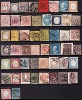 LOTTO ANTICHI STATI ITALIANI 1850-1870 - - Sardegna