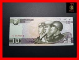 KOREA NORTH 10  Won  2002  P. 59 UNC - Korea, Noord