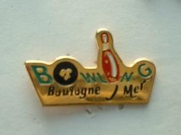 PIN'S BOWLING - BOULOGNE SUR MER - Bowling