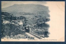 10008 Monnetier-Mairie - Hôtel Bellevue Et Les Voirons  - Funiculaire - Francia