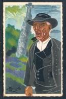 10202 En Parcourant La Bretagne - BRASPARTS -  Illustrateur Charles Homualk - Francia