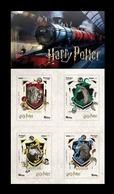 Portugal 2019 Cinema. Harry Potter (self-adhesive) MNH ** - 1910-... Republic