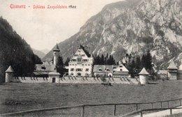 EISENERZ-SCHLOSS LEOPOLDSTEIN-1900 - Eisenerz