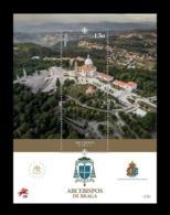 Portugal 2019 Mih. 4564 (Bl.452) Archbishops Of Braga (II) MNH ** - Ongebruikt