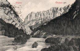 EINGANG-GESAUSE-1901 - Gesäuse