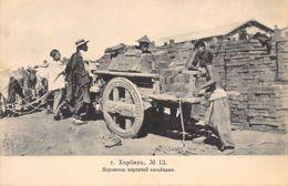 China - HARBIN - Chinese Brick Workers - Publ. Efimov 13, Year 1905. - China