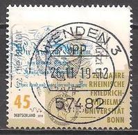 Deutschland  (2018)  Mi.Nr.  3360  Gest. / Used  (6gb16) - Used Stamps