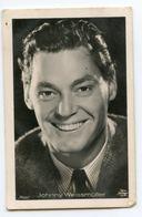 Johnny Weissmuller Movie Star Actor Cinema Kino Ross Small Card - Schauspieler