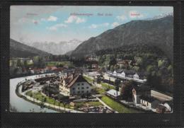 AK 0374  Bad Ischl - Bahnhof / Verlag Brandt Um 1908 - Bad Ischl