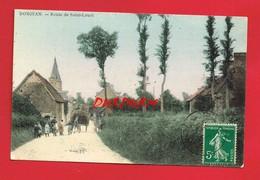 50 Manche  DOMJEAN Route De Saint Louet - Andere Gemeenten