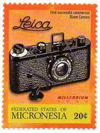 MICRONESIA 1v MNH** Erste Kleinbildkamera Leica Kamera Camara Camera Photography Fotografie Fotografía Photographie - Photography