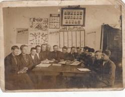"UKRAINE.  # 3535 A PHOTO. ""SHOOT SPORTS. Osoaviahim. POLYBURBO 1932. AGITATION. PROPAGANDA. STALIN. RIFLE 1891  *** - Fotos"