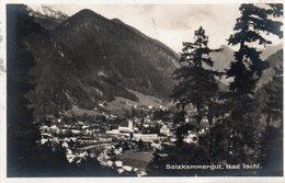 SALZKAMMERGUT-BAD ISCHL MIT TRAURITAL-1929 - Bad Ischl