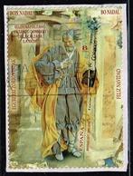 Spanien 2017, Michel# 5215 O Christmas 2017: San José Auf Papier - 1931-Heute: 2. Rep. - ... Juan Carlos I