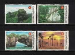 THAILAND ,  1997 ** , MNH , Postfrisch ,  Mi.Nr. 1800 - 1803 - Thailand