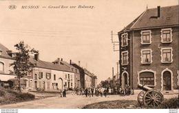 BELGIQUE MUSSON Grand'Rue Sur Halanzy ........ - Musson