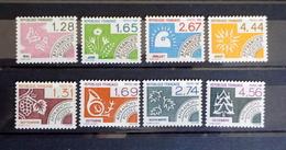 2 Series Préos N°190/97  Neufs** De 1987 - Vorausentwertungen