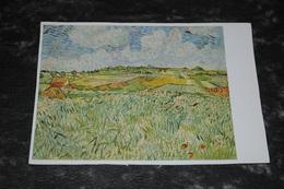 8302-     WIECHMANN BILDKARTEN, VINCENT VAN GOGH - LANDSCHAFT VON AUVERS - Künstlerkarten