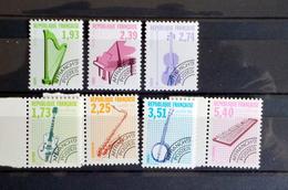 2 Series Préos  N° 210/12 Et 224/27 De 1990/92 - 1964-1988