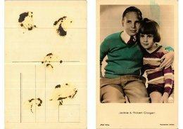 CPA AK Jackie & Robert Coogan. Ross Verlag Foto 5816/1 FILM STAR (620601) - Attori