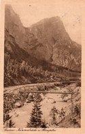 GESAUSE-KUMMERNRUCHE U. PLANSPITZEL-1925 - Gesäuse