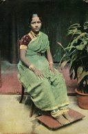 INDIA // INDE. MUDELLAR CASTE LADY - India