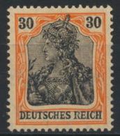 Deutsches Reich 89II ** Postfrisch - Deutschland