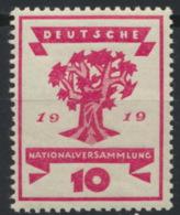 Deutsches Reich 107 ** Postfrisch - Deutschland