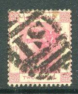 Hong Kong - Used In China - Shanghai - 1882-96 QV (Wmk. Crown CA) - 2c Carmine Used (SG Z796) - Hong Kong (...-1997)