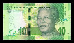 Sudafrica South Africa 10 Rand Mandela 2016 Pick 138b SC UNC - Suráfrica