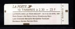 France Carnet 2614 C11 Fermé - Freimarke