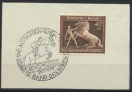 Deutsches Reich 699 O Briefstück Sonderstempel München-Riem - Allemagne