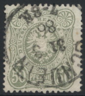 Deutsches Reich 44 O - Deutschland
