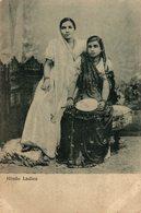 INDIA // INDE. HINDU LADIES - India