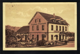 DE2868 - HESSEN - BAD NAUHEIM - GASTHAUS U. FREMDENHEIM FRAUENWALD - Bad Nauheim