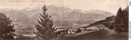 GRUSS AUS WILDBAD VOLDERTAL-TIROL-PANORAMA VON WINDEGG-1917-DOBLOCARD - Hall In Tirol