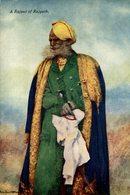INDIA // INDE. A Rajput Of Rajgarh - India
