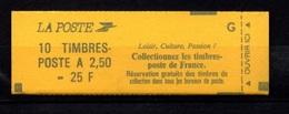 France Carnet 2715 C3 Fermé - Definitives