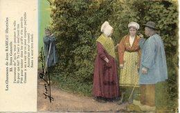 Les Chansons De Jean RAMEAU Illustrées. Bons Conseils. Costumes Folkloriques. BE - Musique