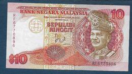 MALAYSIE - Billet De 10 $ - Malaysie