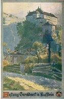 FESTUNG  IN KUFSTEIN-1920 - Kufstein